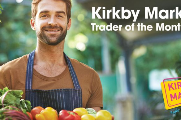 Announcing Kirkby Market's first Trader of the Month