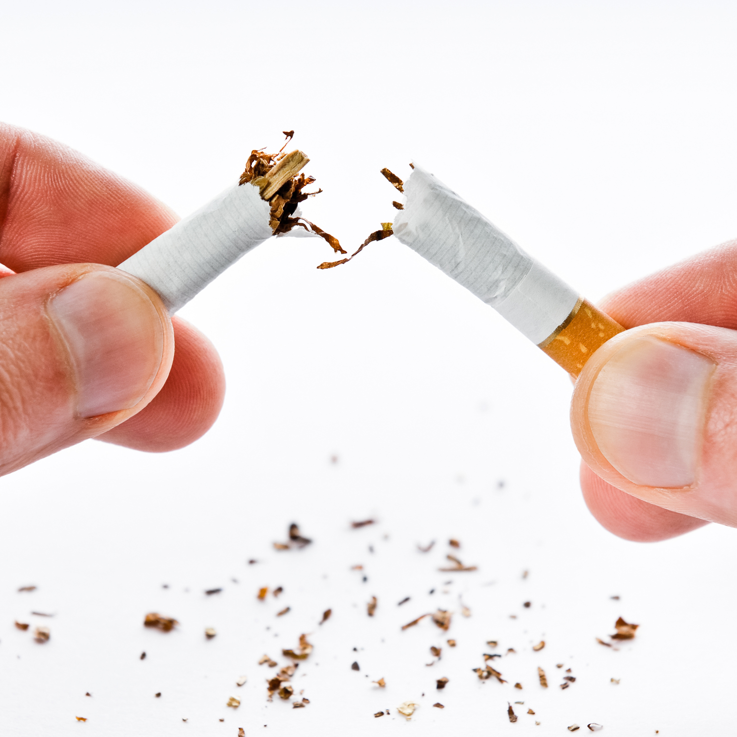 how to give up smoking Quitting smoking on your own can seem like a difficult task but don't worry, there  is help available the government offers a quit line and free phone service.