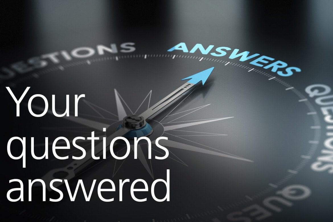 your-questions-answered