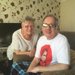 Knowsley Shared Lives carer Kay and Gary
