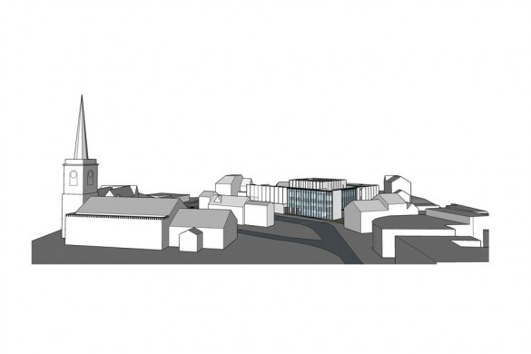 Shakespeare theatre given the go ahead