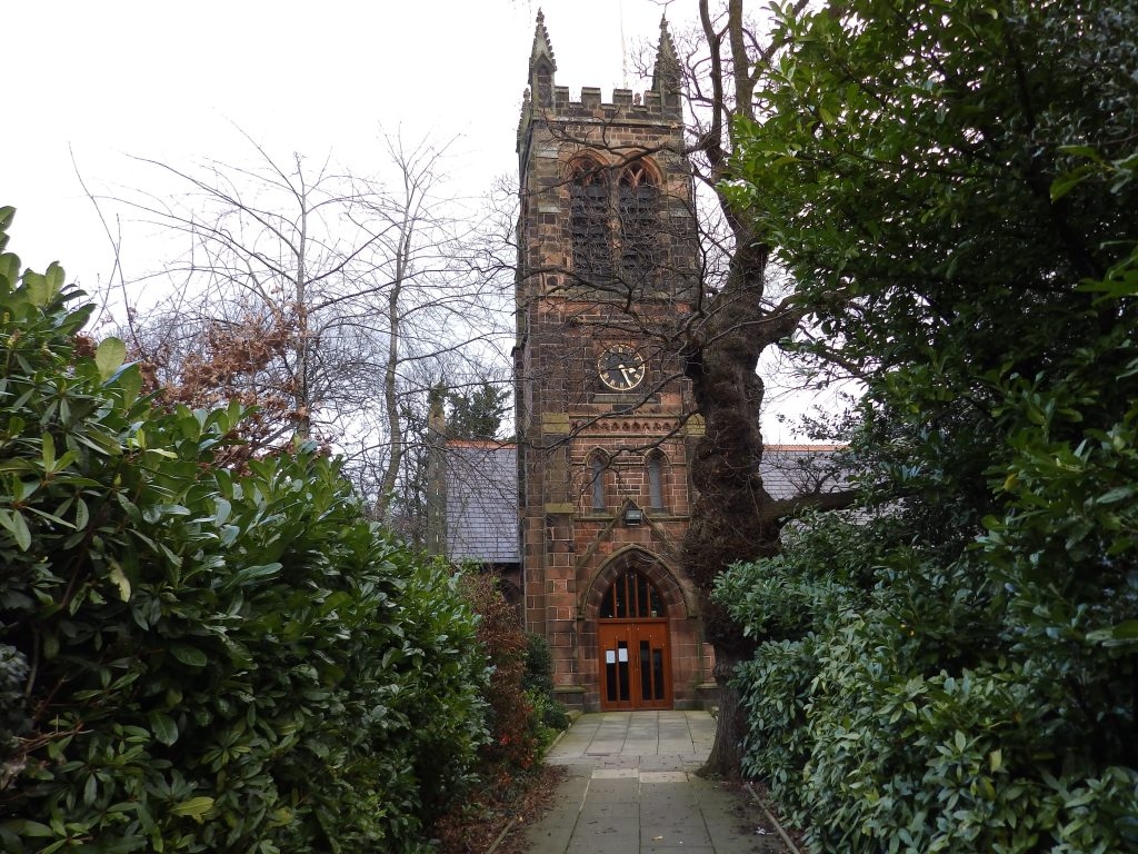 Halewood Church