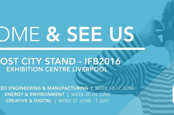 Knowsley businesses take advantage of IFB2016