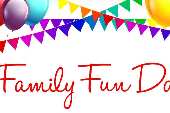 Family Fun Day graphic