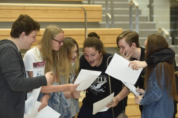 A Level Results Halewood Academy 2016