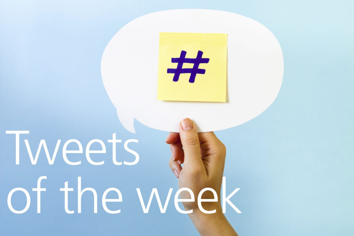 Tweets of the Week graphic