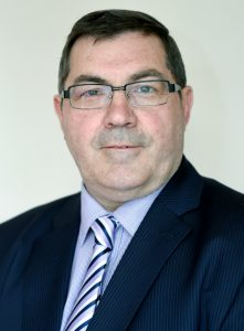 Picture of Cllr Andy Moorhead, Leader of Knowsley Council