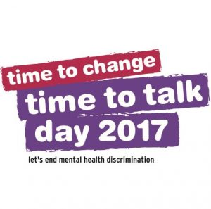 Time to Talk Day 2017 logo