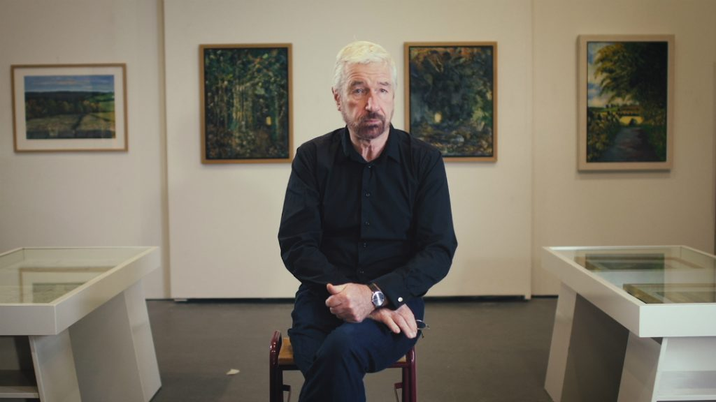 Willy Russell talks about his forthcoming Kirkby Gallery exhibition