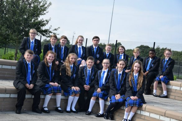 Halewood Academy celebrates 'Good' grading from Ofsted