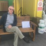 Kirkby Market Trader of the Month for July 2017 - John Murphy, Kirkby Paints