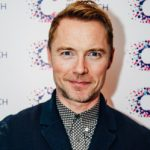 Ronan Keating pledging to go for a run at least twice a week
