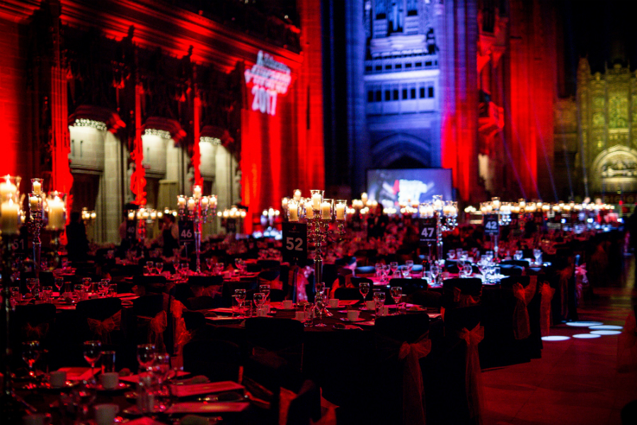 The venue for the 2017 Educate Awards