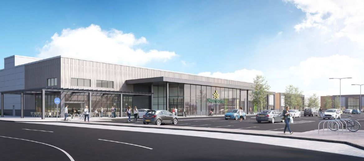 How the new Morrisons store in Kirkby will look