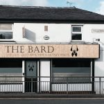 The outside of the Shakespeare inspired micropub in Prescot, The Bard, which opens on Valentines Day 2018.