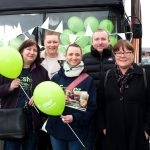 Fostering teams from Knowsley and Sefton were out on the digital bus encouraging more people consider becoming carers.