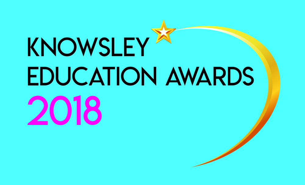 Knowsley Education Awards logo