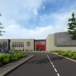 How Liverpool Football Club's new Academy in Kirkby will look.