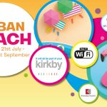 Urban Beach comes to Kirkby