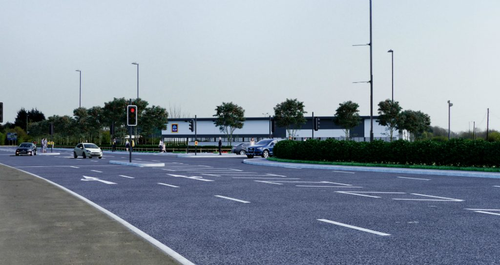 How the new Aldi in Huyton will look