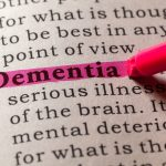 iStock photo representation of dementia
