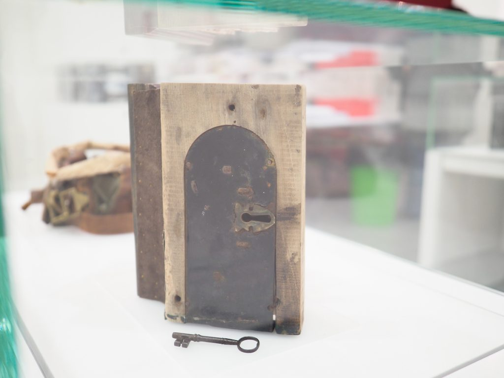 Book Art inspired by Mary Shelley's Frankenstein is on display at Kirkby Gallery now