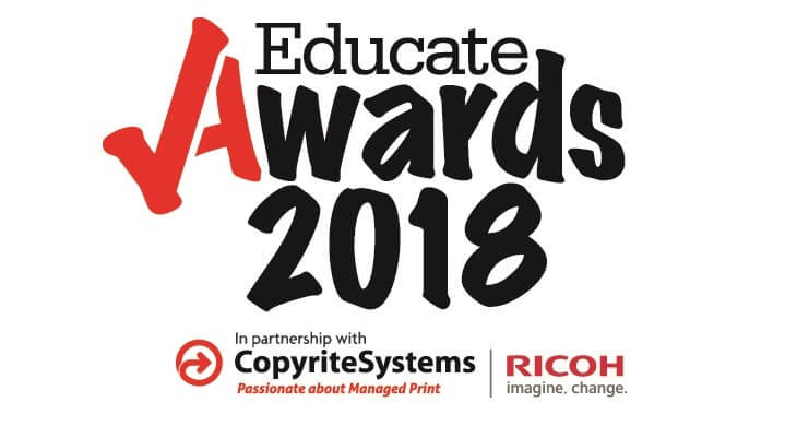 Educate Awards 2018 Logo