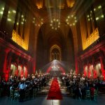 The Educate Awards, which are held in Liverpool Cathedral