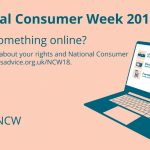 National Consumer Week graphic